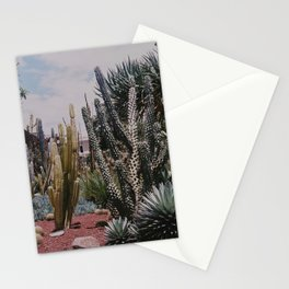 Prickly pals Stationery Cards