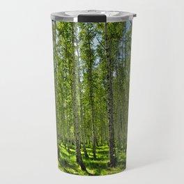 Birch Grove Travel Mug