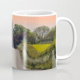 Country Road, Take Me Home  Coffee Mug