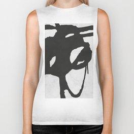 Black Expressionism XVII Biker Tank