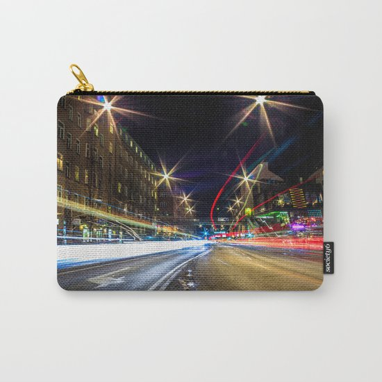 Light Trails 2 Carry-All Pouch