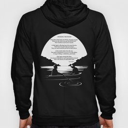 Crossing the Water (poem) by Sylvia Plath Hoody