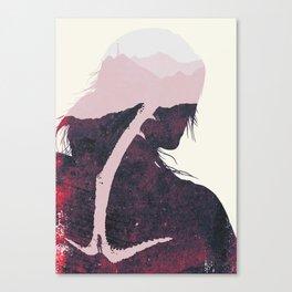 Survivor Pt. 1 Canvas Print
