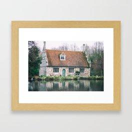 Bourne Mill Framed Art Print