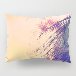 Peacock Eye Pillow Sham