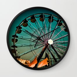 Midway Wall Clock