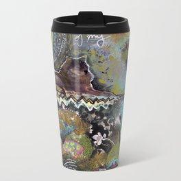 Full Moon River Metal Travel Mug