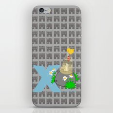 x for excalibur iPhone & iPod Skin