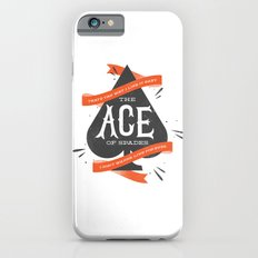 The Ace of Spades Slim Case iPhone 6s