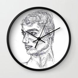 Ceasar Wall Clock