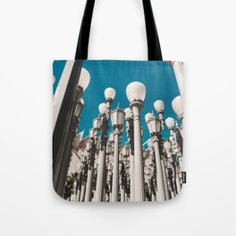 City of lights Tote Bag