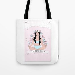 Pisces - The Gentle Soul Tote Bag