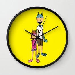 Homes Duo Wall Clock