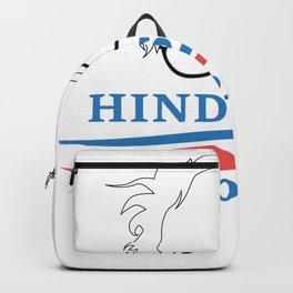 Bernie Sanders Hindsight 2020 Backpack