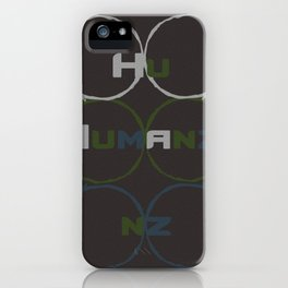 Humanz iPhone Case