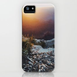Navajo Point, Grand Canyon iPhone Case