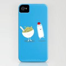 Cereal & Milk  iPhone (4, 4s) Slim Case