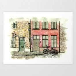 In Bruges Art Print