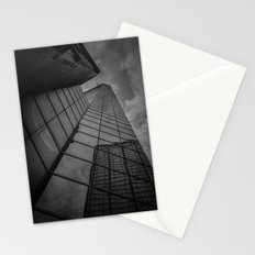looking up; feeling grey... Stationery Cards