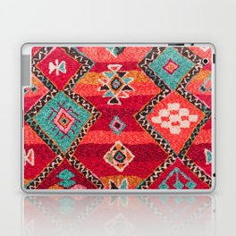 18 - Traditional Colored Epic Anthique Bohemian Moroccan Artwork Laptop & iPad Skin