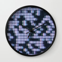Painted Attenuation 1.4.2 Wall Clock