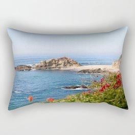 The Lagoon. Rectangular Pillow