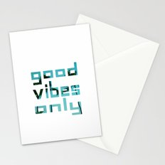 good vibes only // Punta Cana Stationery Cards