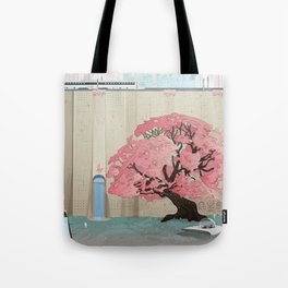 The Lands of Demos Tote Bag