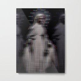 Holy Mary B Metal Print