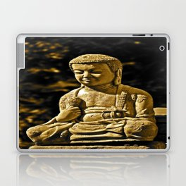 Mr. Peaceful Laptop & iPad Skin