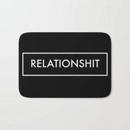 Relationshit Bath Mat