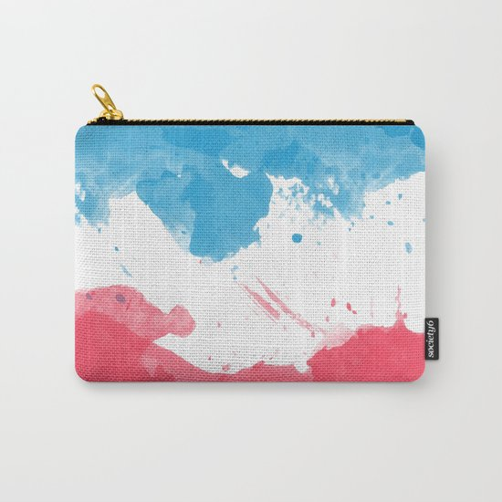 Love of France Carry-All Pouch