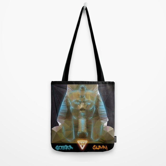 Pharao Ramses II. Tote Bag