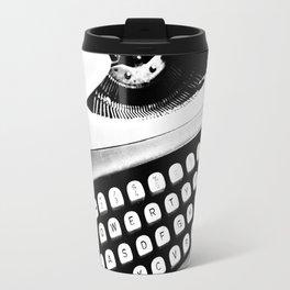 write Travel Mug