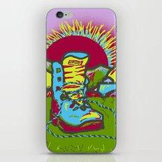 HIKING SUNSET ORIGINAL iPhone & iPod Skin