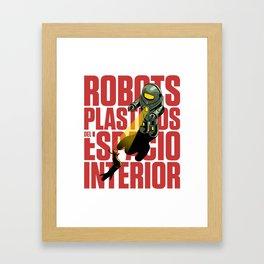 R.P.E.I. Framed Art Print