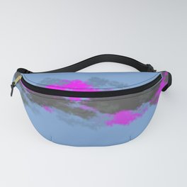 Pink Sunset #sunset #pink Fanny Pack
