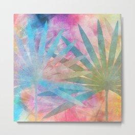 Watercolor Magic Metal Print