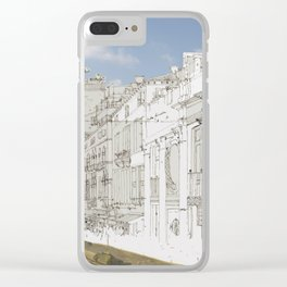 Capricci Clear iPhone Case