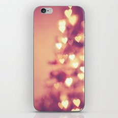Christmas Love iPhone & iPod Skin