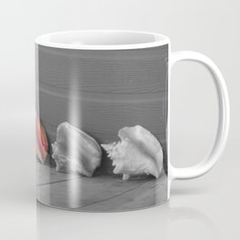 One in Every Crowd: Standout Shell Coffee Mug
