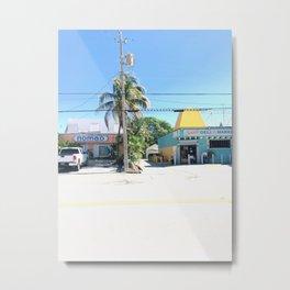 Nomad Beach Metal Print