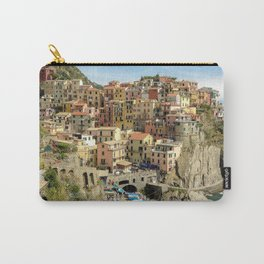 Manarola, Cinque Terre, Italy Carry-All Pouch