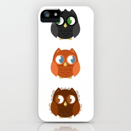 Owly Potter iPhone Case