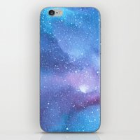 celestial iPhone & iPod Skins featuring Celestial by Toni Yasger