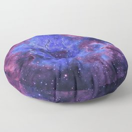 Supernova Explosion Floor Pillow