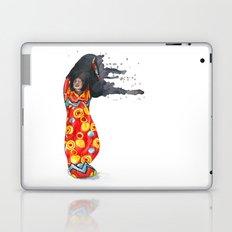 Stripping Darkness Laptop & iPad Skin