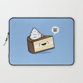 Eat Me! - Wonderland Kawaii Cake Laptop Sleeve