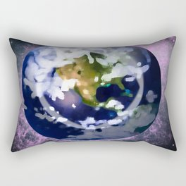 We're all made of Space Stuff Rectangular Pillow