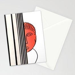 Shy Kouros Stationery Cards